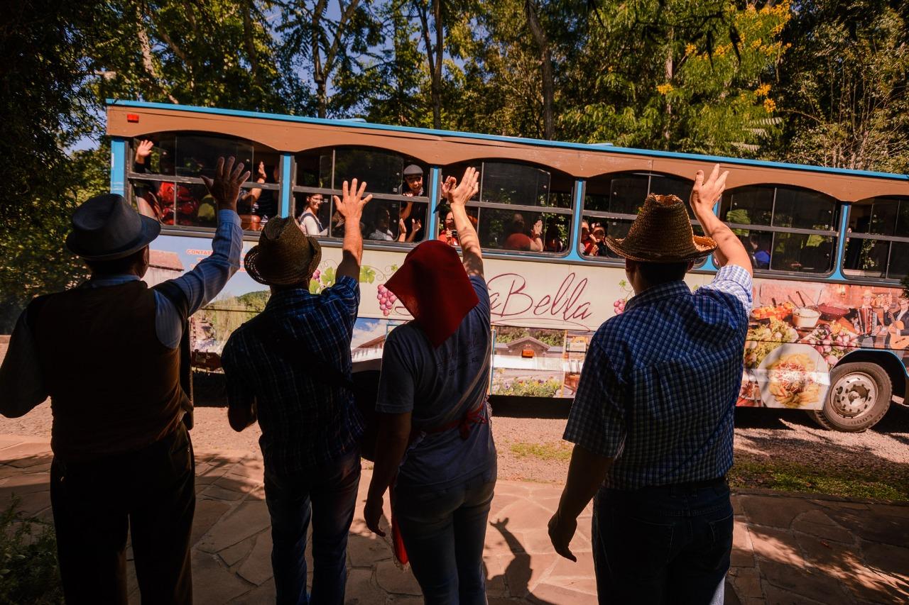 Tour Linha Bella em Gramado - Brocker Turismo