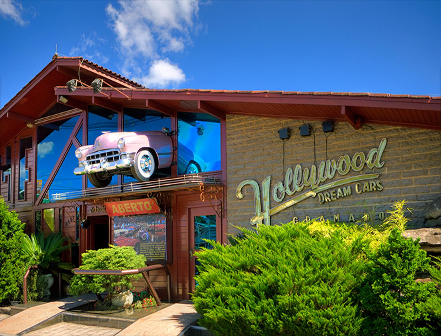 hollywood dream car